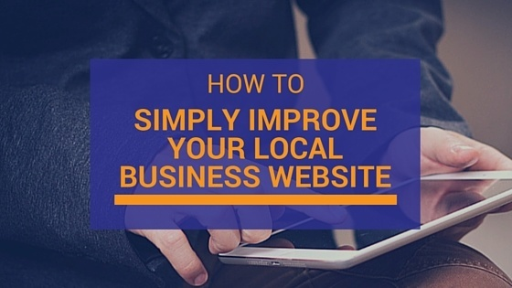 How to improve your local business website