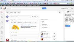 how to add managers to your google plus business page