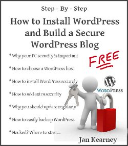 manually install wordpress guide