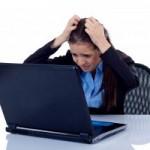 Ultimate blog challenge - stressed!