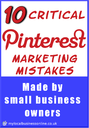 10 pinterest marketing mistakes