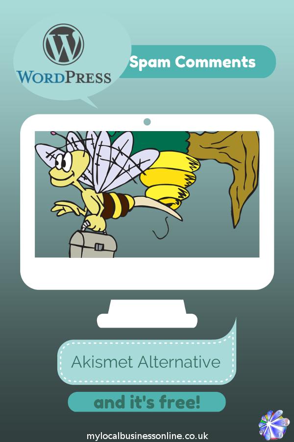 Combat WordPress Comment Spam - An Akismet Alternative