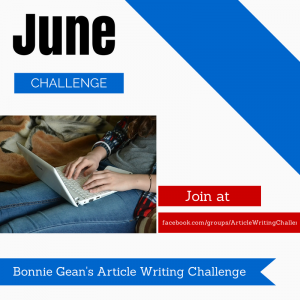 Article Writing Challenge – June