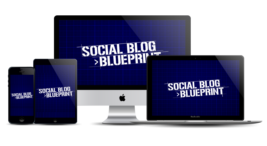 Social Blog Blueprint - is it the blogging course for you?