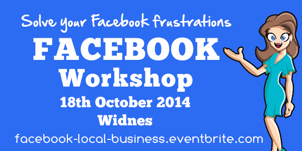 Facebook training in Widnes