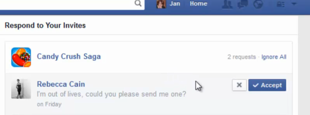 respond to invites