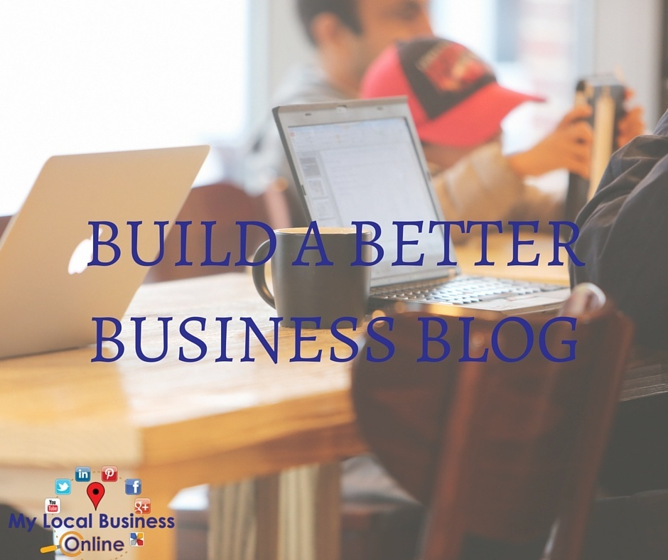 Build a better business blog challenge