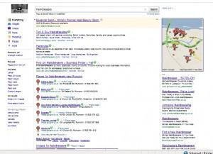 keyword local search