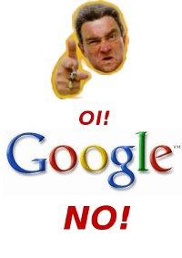 google survey cloaking - NO