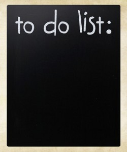 promote your business online to-do list