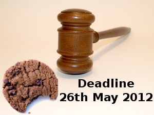 cookie solutions for wordpress - deadline 26th May