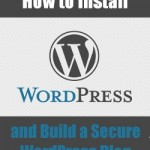 how to install wordpress manually cover