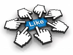 Facebook ad campaign - fake likes?