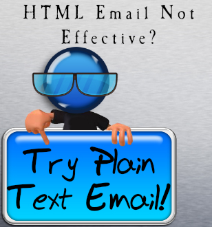 HTML email not effective?