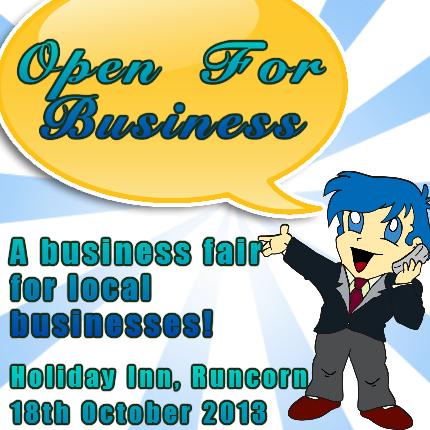 Open for business fair - Premier Inn Runcorn