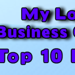 top 10 posts at My Local Business Online 2013