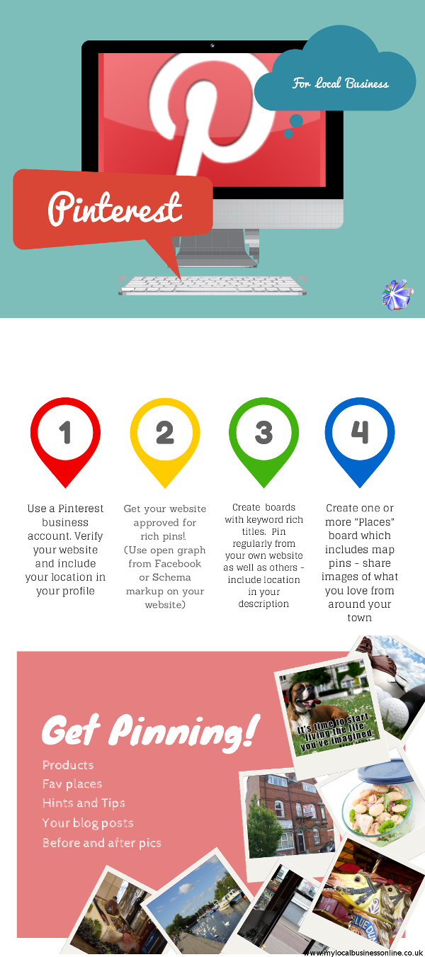 How to use Pinterest for local business