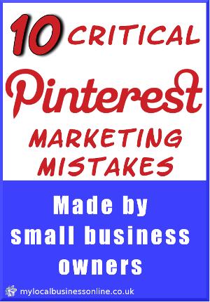 10 pinterest marketing mistakes
